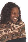 Donna di colore fotografia stock libera da diritti