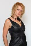 donna di fascino Fotografia Stock Libera da Diritti