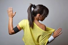 Donna di forma fisica Immagine Stock Libera da Diritti
