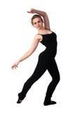 Donna di forma fisica del ritratto Immagini Stock