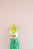Donna di Islam Immagine Stock Libera da Diritti
