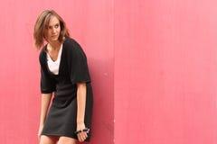Donna di modo Fotografie Stock Libere da Diritti