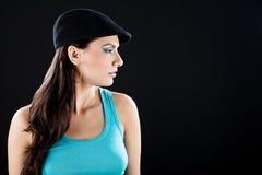 Donna di modo Fotografia Stock