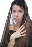 Donna di Oriente immagine stock libera da diritti