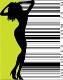Donna di Sexsy Fotografia Stock Libera da Diritti