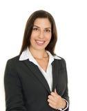 Donna graziosa di affari Immagine Stock