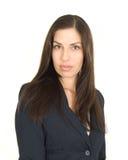 Donna guidata carriera di affari Fotografie Stock