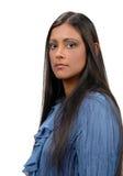 Donna indiana Immagini Stock