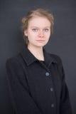 Donna ingenuo Fotografia Stock Libera da Diritti