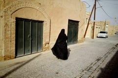 Donna iraniana fotografie stock