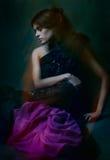 Donna irresistibile Immagine Stock