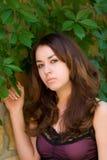 Donna ispanica Fotografie Stock Libere da Diritti