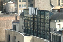 Donna Karan International Headquarters Stock Photo