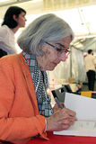 Donna Leon Royalty Free Stock Image
