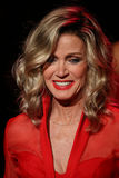 Donna Mills walks the runway at the Go Red For Women Red Dress Collection 2015 Stock Images