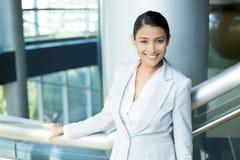 Donna moderna professionale del vestito Fotografia Stock