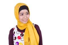 Donna musulmana. Fotografia Stock