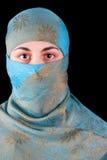 Donna musulmana Fotografia Stock Libera da Diritti
