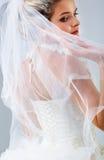 Donna nel matrimonio Fotografia Stock Libera da Diritti