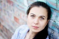 Donna nella depressione Fotografia Stock Libera da Diritti