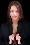 donna retrospettiva di rassegna s del ritratto di secolo di 20 bellezze xx Fotografia Stock