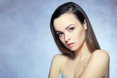 donna retrospettiva di rassegna s del ritratto di secolo di 20 bellezze xx Fotografie Stock Libere da Diritti