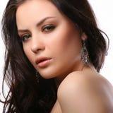 Donna seducente Fotografie Stock Libere da Diritti