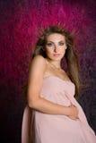 Donna sexy Immagine Stock