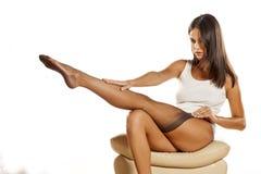 Donna sexy Immagine Stock Libera da Diritti