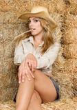 Donna sexy Fotografie Stock Libere da Diritti