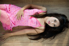 Donna sexy asiatica Immagine Stock Libera da Diritti