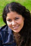 donna sorridente 30 Immagine Stock Libera da Diritti