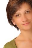 Donna sorridente immagine stock libera da diritti