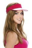 Donna sportiva Immagine Stock