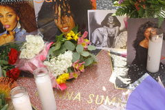Donna Summer memorial Stock Photography