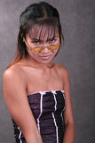 Donna tailandese sexy Fotografia Stock Libera da Diritti