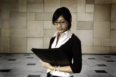 Donne affari/di formazione Fotografia Stock Libera da Diritti