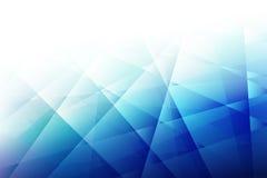 Donne au fond une consistance rugueuse bleu abstrait en verre de couleur Photo libre de droits