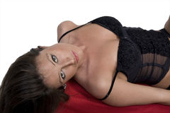 Donne in biancheria intima Immagine Stock