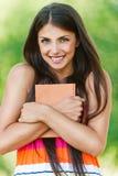 Donne con il libro Fotografia Stock