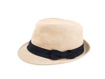 Donne del cappello Fotografie Stock