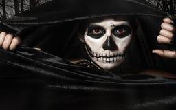 Donne del cranio Fotografia Stock Libera da Diritti