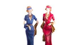 Donne delle bambole fotografie stock libere da diritti
