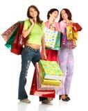 Donne di acquisto fotografia stock