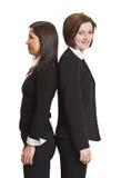 Donne di affari immagine stock