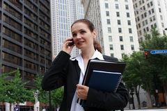 Donne di affari Immagini Stock