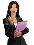 Donne di affari Fotografia Stock Libera da Diritti