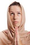 Donne di preghiera Fotografia Stock Libera da Diritti