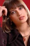 Donne graziose immagini stock libere da diritti