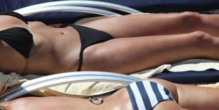 Donne sexy. Immagine Stock Libera da Diritti